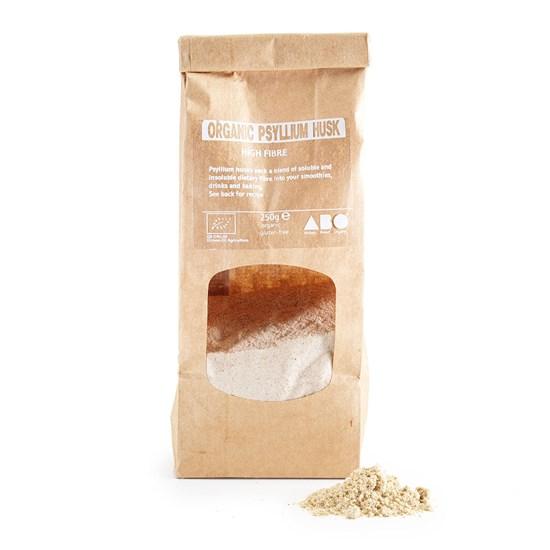 Organic Milled Psyllium Husk 250g