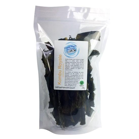 Wild Hand-harvested Kombu Royale Seaweed 28g