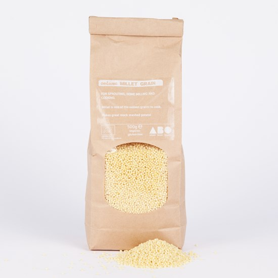 Organic Millet Grain