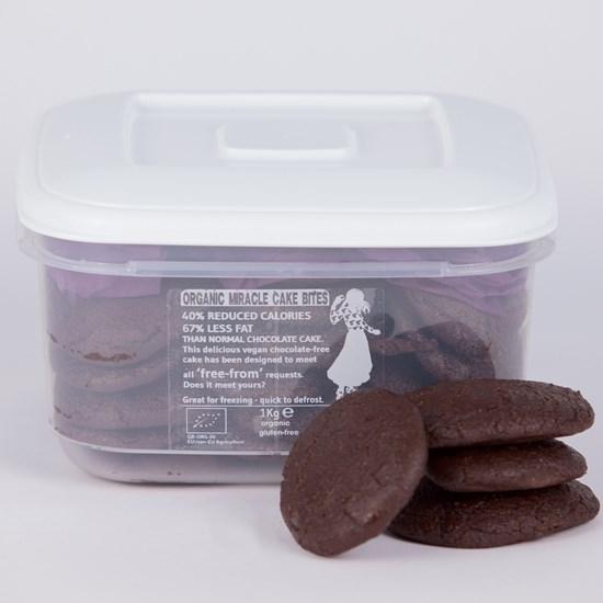 Organic Gluten-Free Vegan Miracle Cake Bites