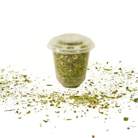 Organic Alpine Herbs with Trigonella 20g