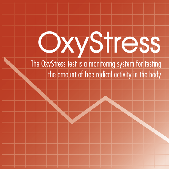 Oxystress 'Free Radical' Test Kit