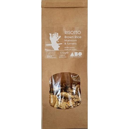 Organic Mushroom & Turmeric RISOTTO 172g