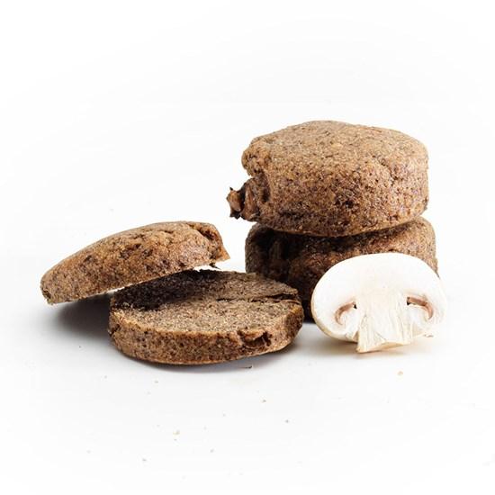 Organic Gluten-Free Vegan Mushroom Scones