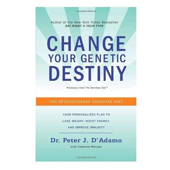 Change Your Genetic Destiny (paperback)