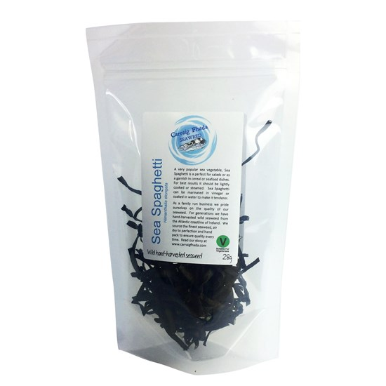 Sea Spaghetti Irish Seaweed 28g