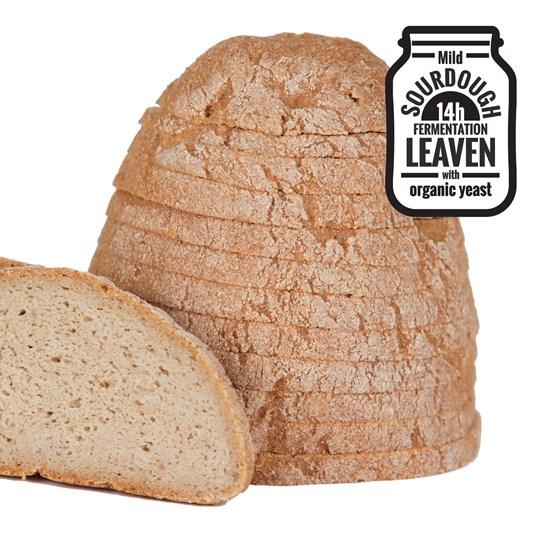 Organic Gluten-Free Sourdough Style Bread 400g