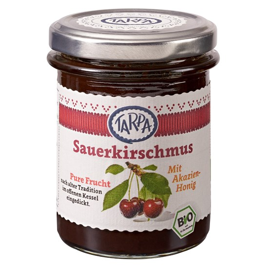 Tarpa Organic Sour Cherry Preserve