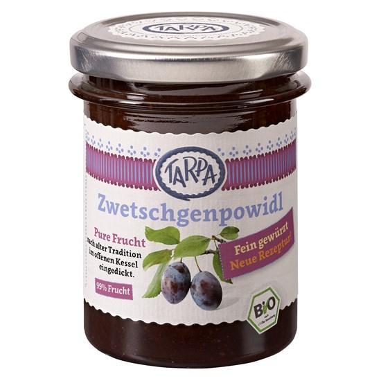 Tarpa Organic Unsweetened Spicy Plum Preserve