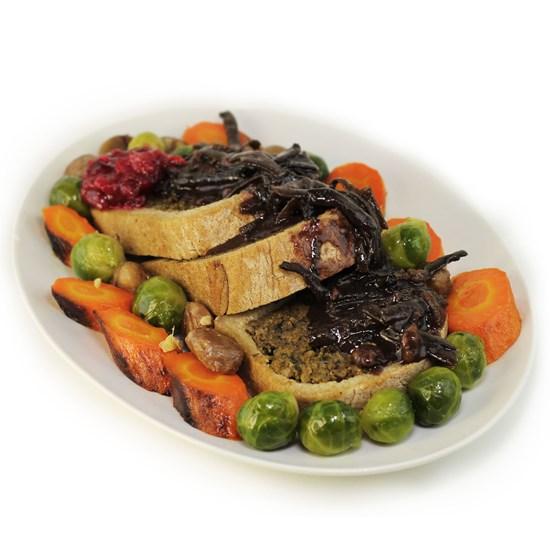 Organic MuQi Wellington Vegan Gluten-Free 650g