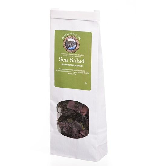 Organic Seaweed Seaveg Salad 40g