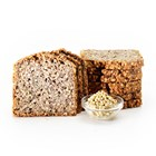 Organic Gluten-Free Buckwheat & Linseed Sprouted Sliced Bread