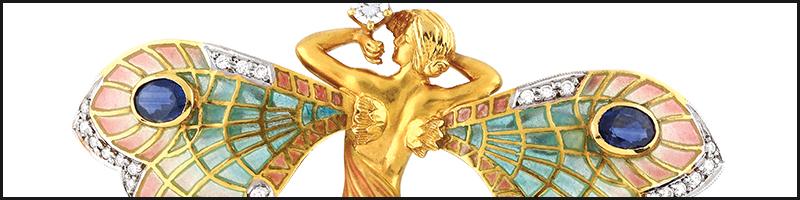 Licitația de Mărțișor de Bijuterii și Artă Decorativă #318/2019