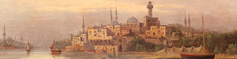 Orientalism and Marine Auction #289/2018