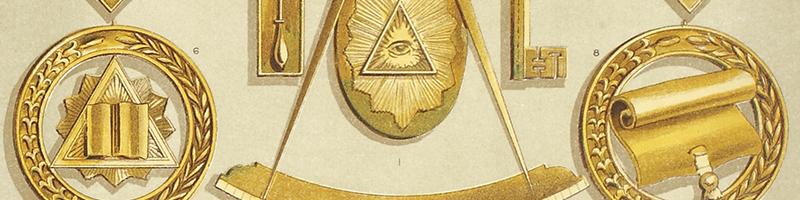 Licitația unei colecții de istorie a masoneriei #298/2018