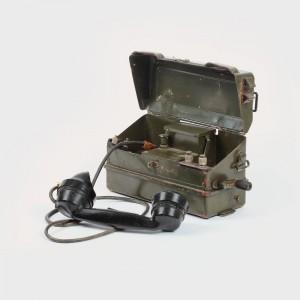 Set de telefonie militară, de campanie, armata americană, perioada celui de al Doilea Război Mondial
