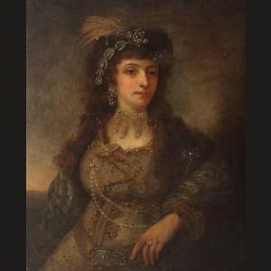 Doamna Sofia Ipsilanti, soția lui Constantin Vodă Ipsilanti