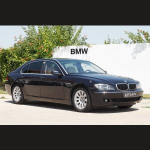 BMW 760Li - fosta mașină oficială a Regelui Mihai I de România
