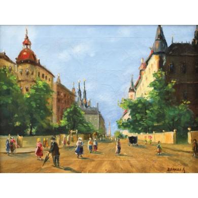 Promenadă în Budapesta