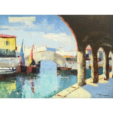 Coloane la Veneţia