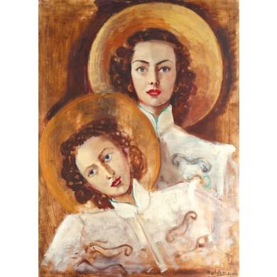 Surorile (Xenia și Eminé Eminovici)