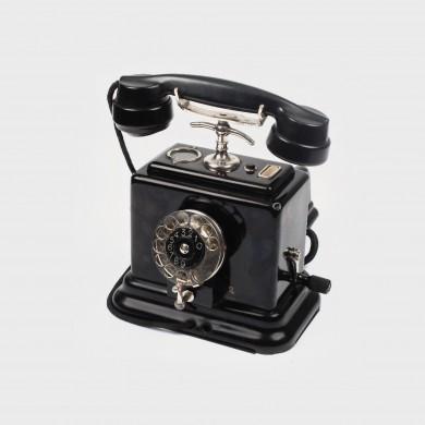 Telefon Ericsson AE 265 pentru 2 linii, cu sonerie externă, 1932