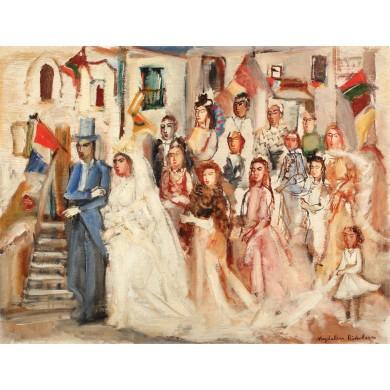 Nuntă la Nice