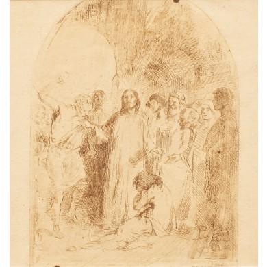 Iisus și femeia adulteră