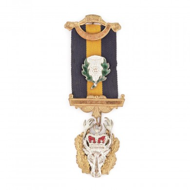 "Ordin masonic al lojei ""Royal Stag"" nr. 9446"