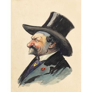 Portretul lui C.I. Stăncescu