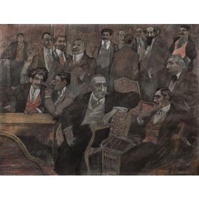 C.C. Arion alături de comitetul redacțional