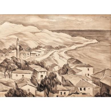 Vedere din Balcic