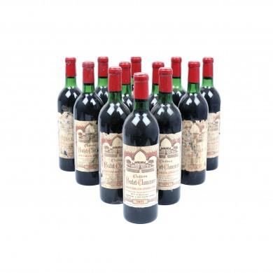 """Selecție de 21 vinuri franțuzești, anii """"50-""""80"""