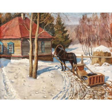 Iarnă rusească