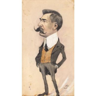 Portretul lui Theodor Aslan
