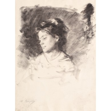 Visare (Portretul Zettinei Urechia)