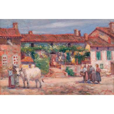Târg în Provence