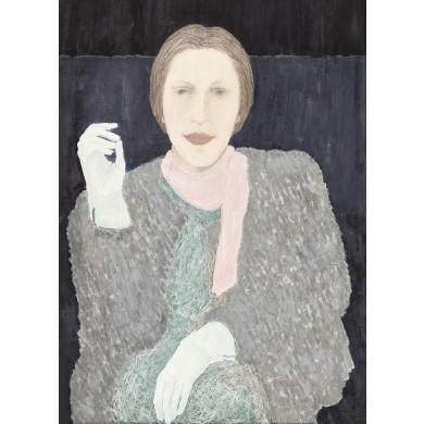 Portretul doamnei K.