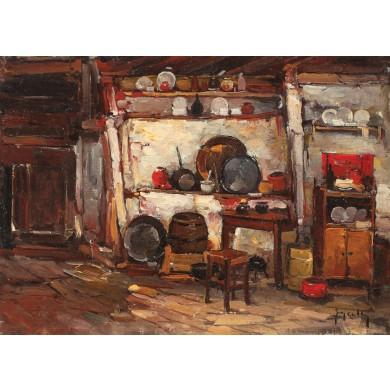 Interior țărănesc