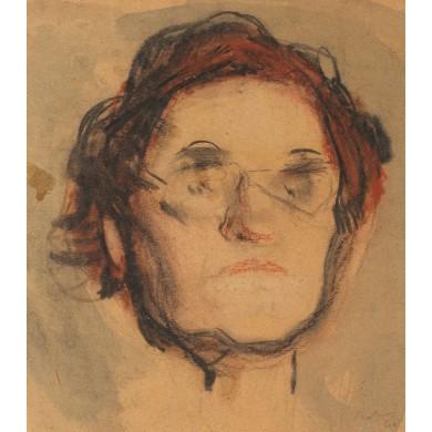 Portretul unei actrițe