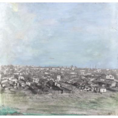 Bucureștiul văzut de pe Dealul Morii