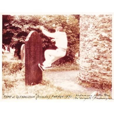 Ramp at Glendalough (performance)