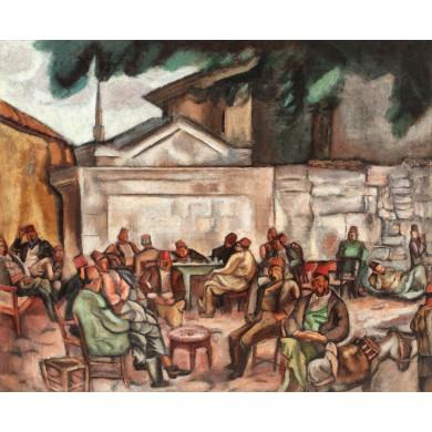 Cafeneaua din Bazargic