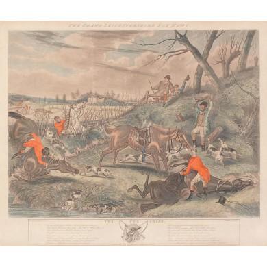 Recompensa finală (Marea vânătoarea de vulpi din Leicestershire)