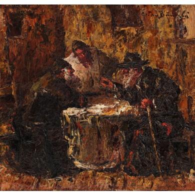 Negustori evrei din Iași