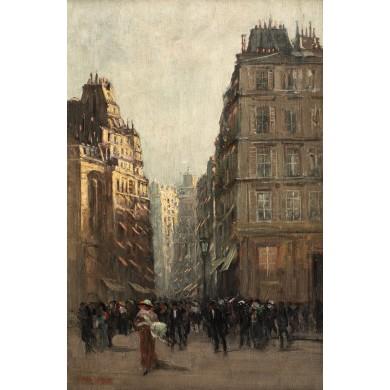 Paris (Rue de Rivoli)