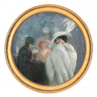 Trei artiste la Paris (Mărioara Ventura, Agepsina Macri-Eftimiu, Mărioara Voiculescu)