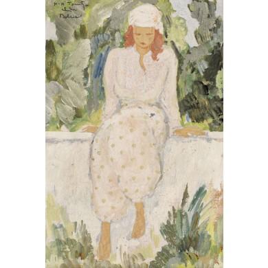 Tatar Woman in Balchik