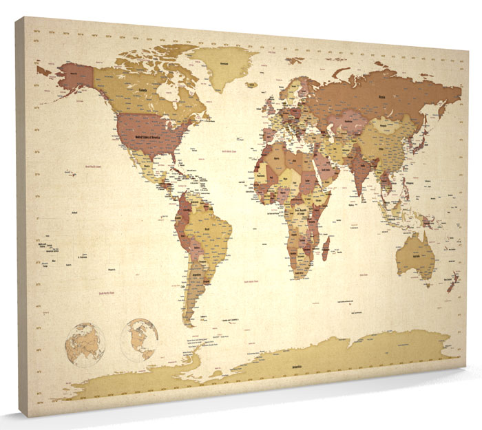Map of the world ikea map of the world ikea map of the world canvas art print poster gumiabroncs