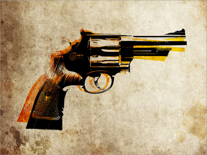 Magnum-Revolver-Box-Canvas-and-Poster-Print-54